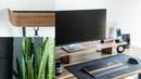 Perfect Productive Workspace –Minimal Office Desk Tour