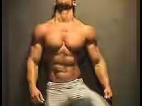 Csaba Szigeti huge tall fantastic shape shredded bodybuilder