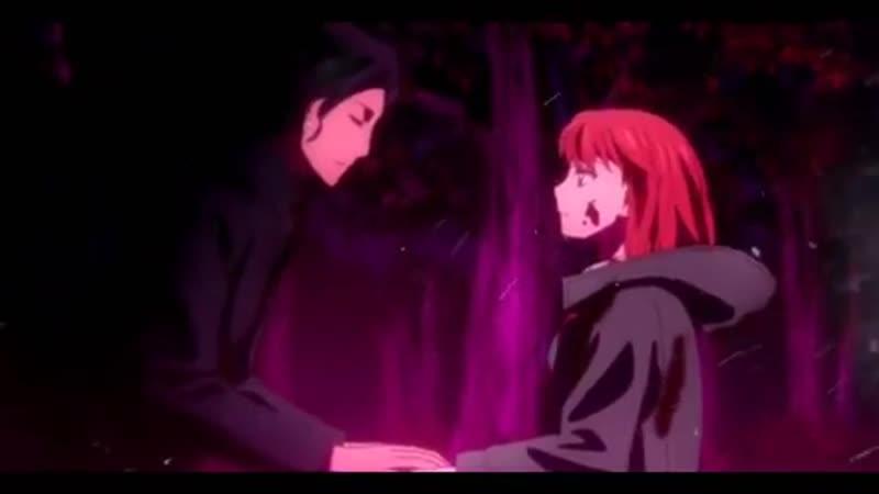 Mahoutsukai no Yome vine Chise x Ruth