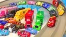Мультики про Машинки для Детей Тачки Молния Маквин Все серии подряд 30