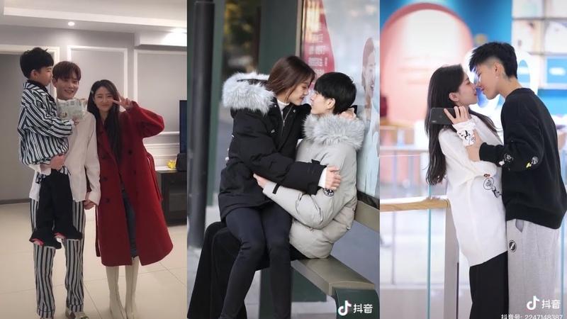 抖音 Cutes And Sweet Couples Fashion On The Streets Cẩu Lương Đáng Yêu 12 Larangehia TV