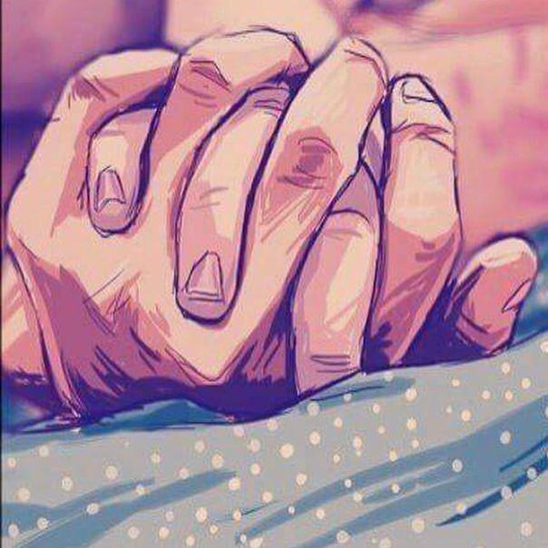 двуглавого пара руки картинка арт изображение