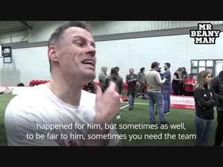 Jamie carragher − naby keita needs more help from liverpool teammates