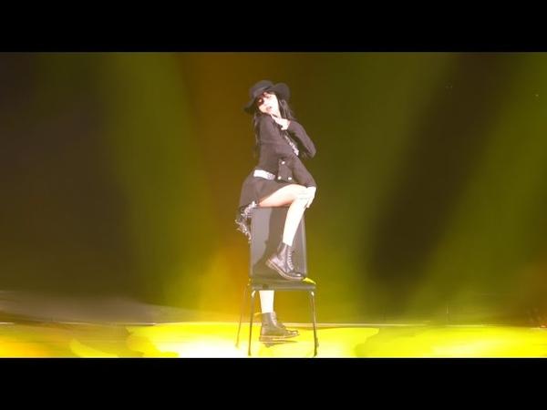 200222 블랙핑크 리사 - Good thing Señorita in FUKUOKA PAYPAY DOME TOUR