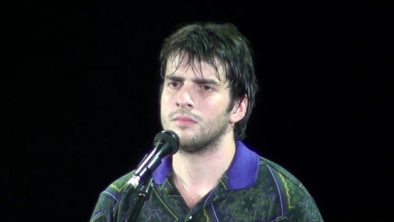 Петр Налич - Провода. СПб, 16.07.2010г.