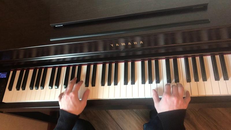 новый рифф для освоения новых басов и синхронизации рук (буги-вуги)