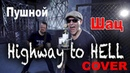 AC⚡️DC Highway to HELL 😬 COVER 🎸 by SHAtC Pushnoy