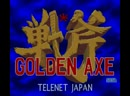 Golden Axe - Opening (PC Engine CD)