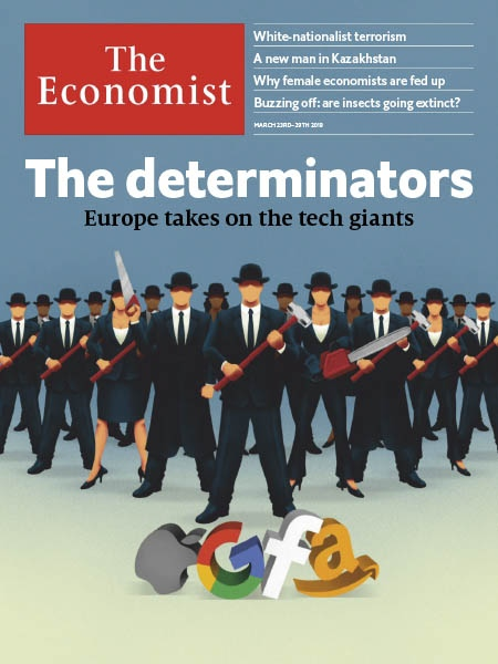 The Economist USA 03.23.2019