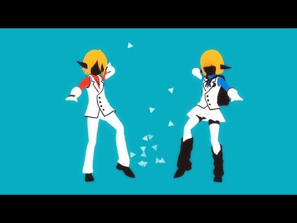 MMD オーバーロード NPCによる思慮するゾンビ itikura Remix OVERLORD