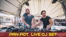PAN POT live dj set | Moscow deep session