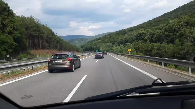 автобаны Словаччины
