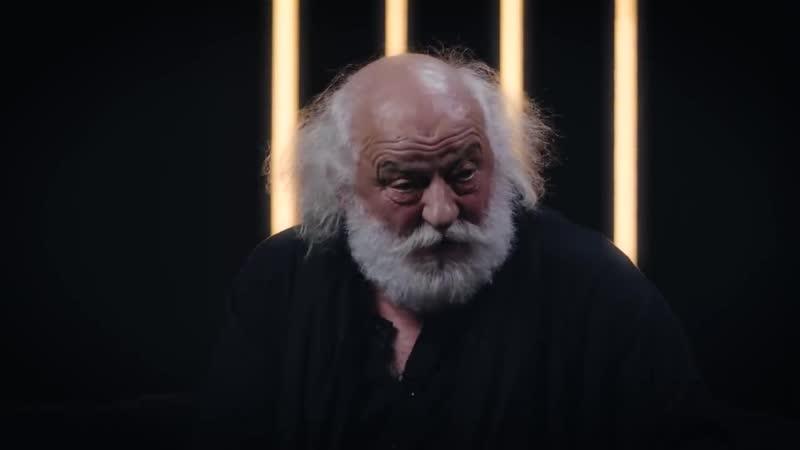 Интервью Славы Полунина для проекта ОМ Олега Меньшикова