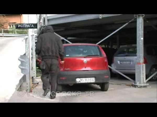 Kradje vozila