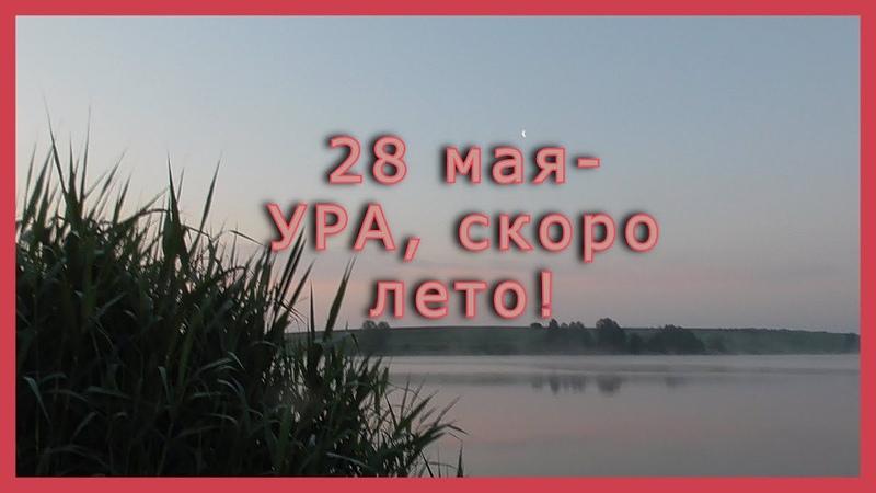 28 мая УРА СКОРО ЛЕТО 201905 28