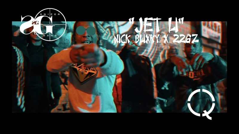 "Nick Blixky x 22gz - ""Jet Li"" Part 2 ( Shot By Qasquiat )"