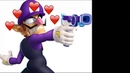 You're so hecking precious when you smile 💖💞💝(Waluigi sings Mine by Bazzi)