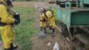Рятувальники ліквідовують наслідки витоку хімічно небезпечної речовини