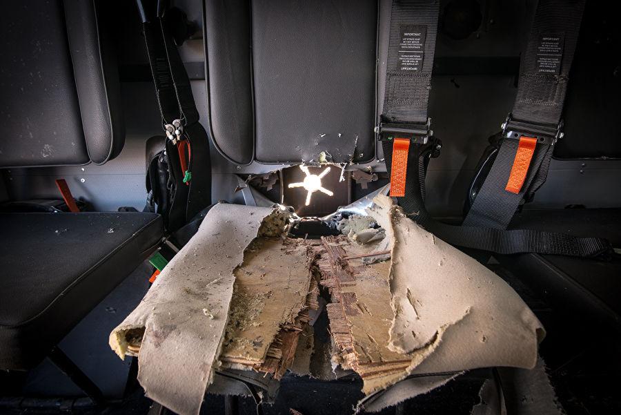 Трофеи из «песочницы»Репортаж c выставки вооружений сирийских боевиков, изображение №20