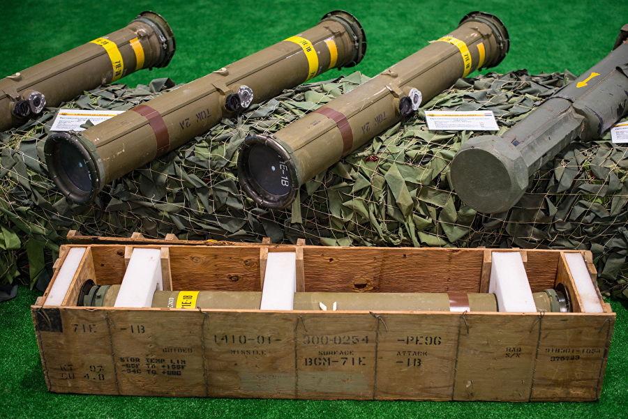 Трофеи из «песочницы»Репортаж c выставки вооружений сирийских боевиков, изображение №44
