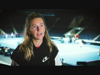 Victoria azarenka opens up about balancing motherhood and tennis