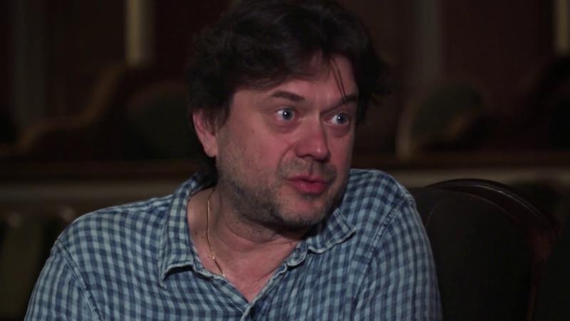 Остап Ступка в программе Грегори Антимони Час интервью
