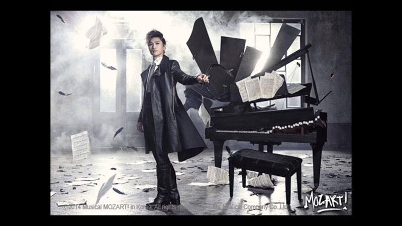 2015 [모차르트!] 박은태 - 나는 나는 음악 Mozart! - Ich bin Musik (Korean)