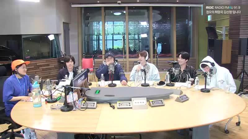 190424 MBC RADIO FM4U 정오의 희망곡 김신영입니다 DAY6 필랙홀