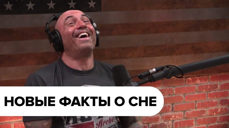 Джо Роган о сне с Мэтью Уокером
