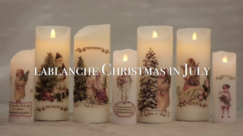 Lablanche Christmas in July