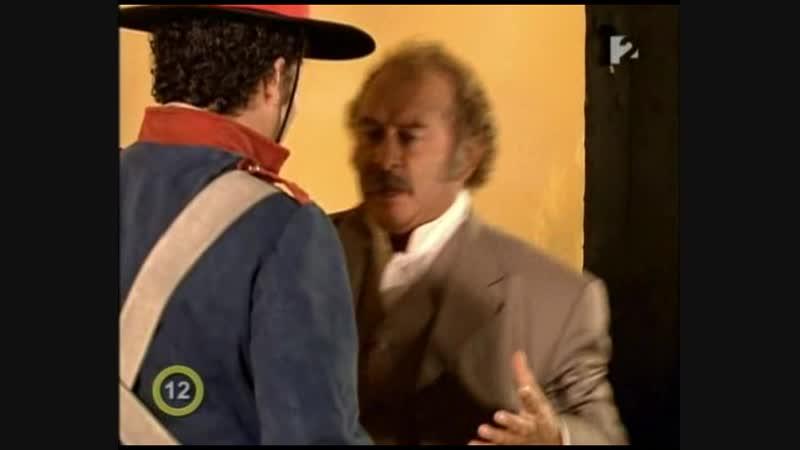 Зорро Шпага и роза Zorro La Espada y La Rosa 2007 115 серия 1