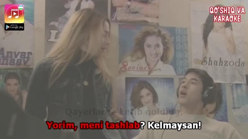 Sevinch Mo'minova - Ne bo'ldi jonim UZBEK KARAOKE (Qo'shiq va Karaoke)