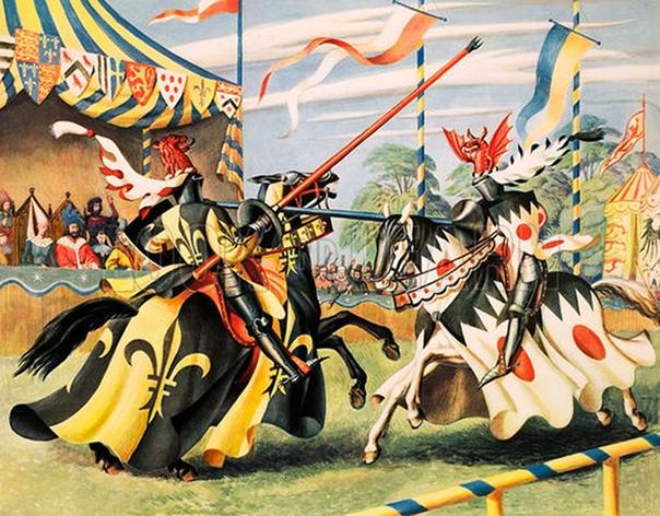 нож картинки рыцарского турнира в средневековье схема