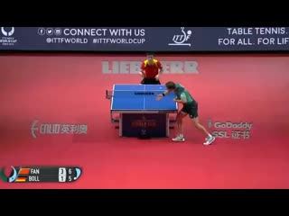 Fan Zhendong the ULTIMATE COMPILATION (Table Tennis Legend at 22 Years Old - Xio Png)