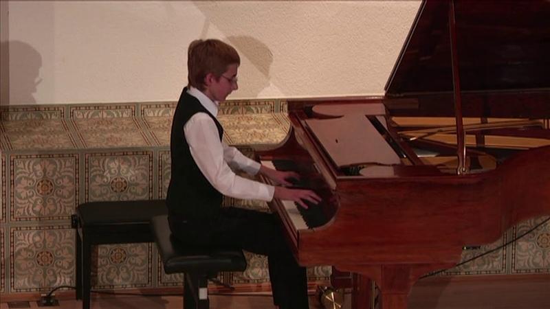 A Skrjabin Etude № 12 dis moll Alexander Denisov piano
