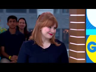 Rocketman star Bryce Dallas Howard talks meeting Elton John l GMA