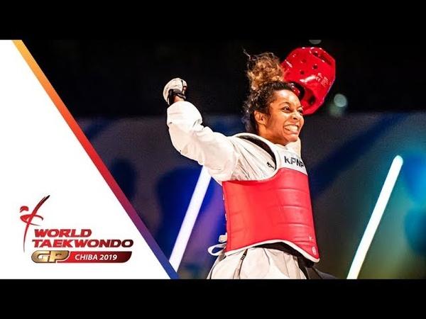 Highlights_Chiba 2019 WT Grand Prix