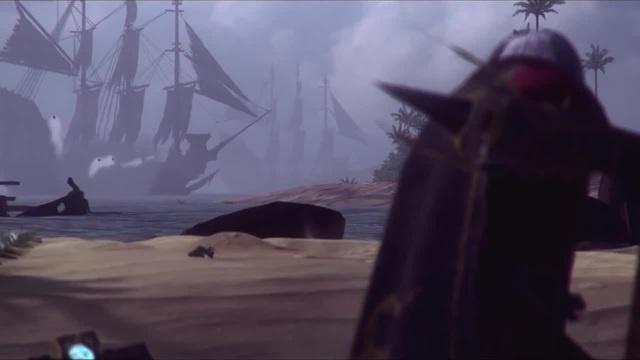 Хороший пират Мертвый пират