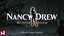 Nancy Drew: Midnight in Salem Teaser | Nancy Drew Games | HeR Interactive