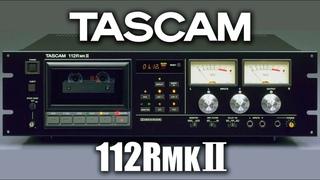 Tascam 112R MKII - Обзор кассетной деки