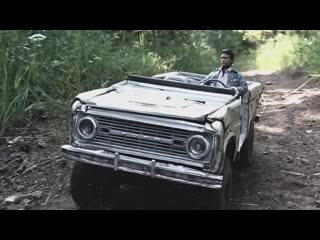 Hot Summer Roofless Bronco 1-6 RC models