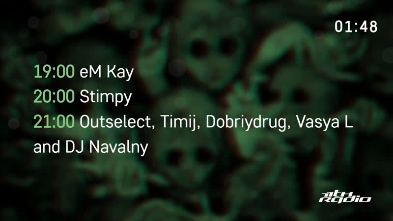 EM Kay and Stimpy Outselect Timij Dobriydrug Vasya L and DJ Navalny Live @ Nuke Lab Fat Vibez 22 02 2019