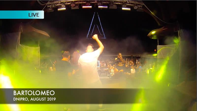 Shnaps @ Bartolomeo Dnipro 2019