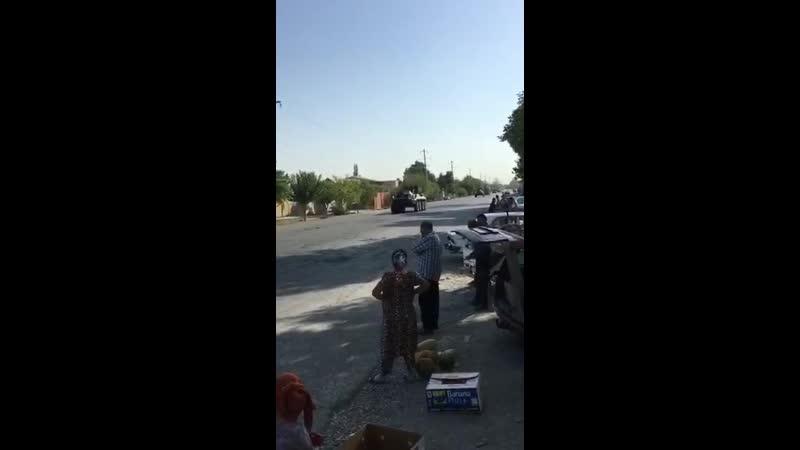 ВС Таджикистана обстреляли из минометов киргизских солдат на границе, после чего последовала перестрелка.