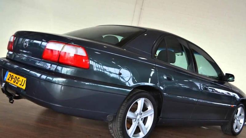 Opel Omega 2.2 I 16v 144pk Elegance LPG g3