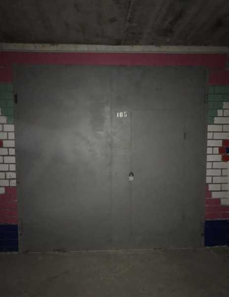 гараж цена Розы Люксембург 46к3с1