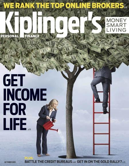 Kiplinger's Personal Finance 2019-10-01