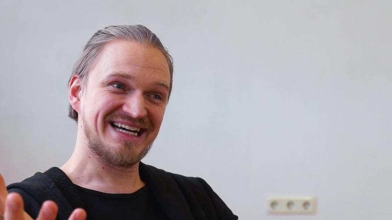 Мастер класс по актерскому мастерству от Дмитрия Могучева Часть 1
