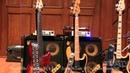 James Ross @ Marcus Miller Mark Bass Rig Sire Basses Fender St Louis