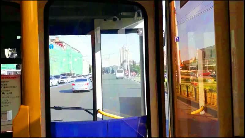 Я в троллейбусе N4! 🚎 Дежавю́